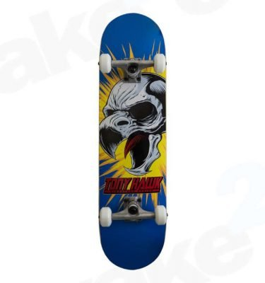 Tony Hawk Skateboards 360 Series Screaming Hawk Blue - Shrewsbury Skate Shop - Wake2o
