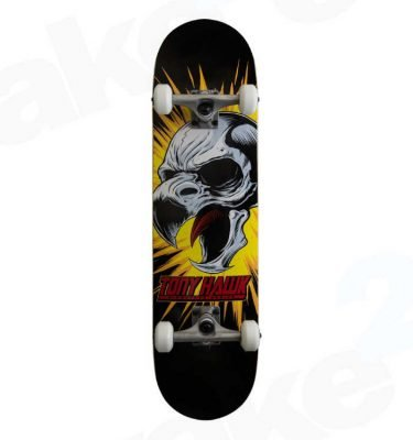 Tony Hawk Skateboards 360 Series Screaming Hawk Black - Shrewsbury Skate Shop - Wake2o