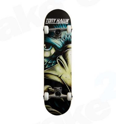 Tony Hawk Skateboards 540 Series Evil Eye Blue - Shrewsbury Skate Shop - Wake2o