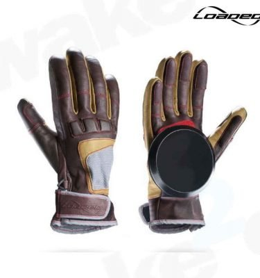 Loaded Advanced Freeride Gloves - Longboard Gloves And Accessories - Best Skate Shop - Wake2o