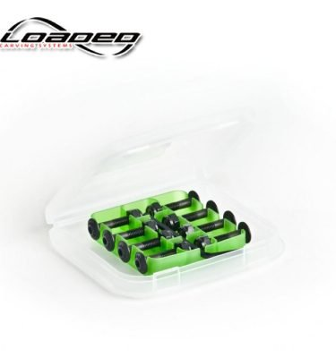 Loaded Flange Head Longboard Bolts - Shrewsbury Longboard Shop - Wake2o - UK