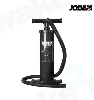 Jobe Double Action Hand Pump - Best Accessories For Inflatable Towables - Ringo's And Donuts - Wake2o