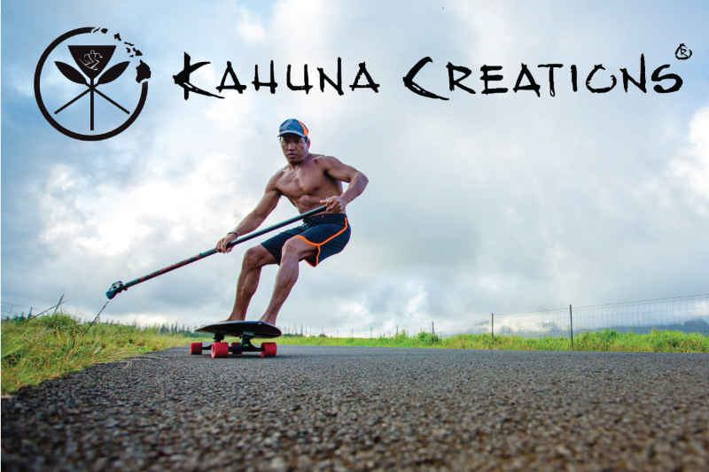 kahuna creations land paddles And Longboards - Best Quality Original Land Paddles - Wake2o