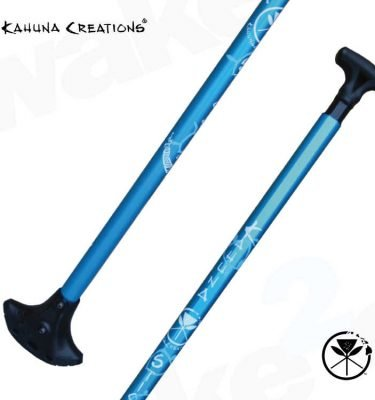 Kahuna Creations Big Stick Hydro Adjustable land paddle - Best Original Land Paddles For Sale - Wake2o