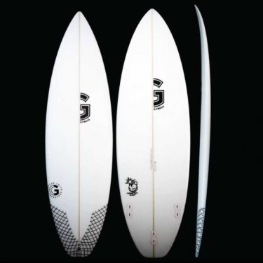 Graham Smith Surfboards Ignite Jordy Smith Model - Wake2o.co.uk