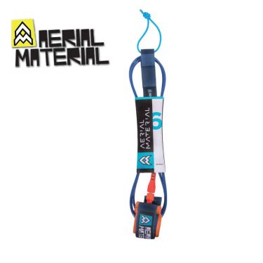 aerial material surfboard leash 6.0 BLUE
