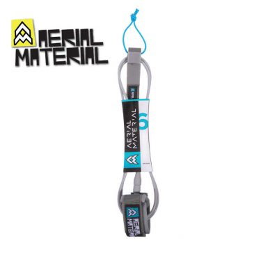 aerial material surfboard leash 6.0 GREY