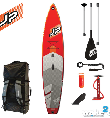 JP SportsAir SSE 12'6x28 Inflatable SUP Board 2018