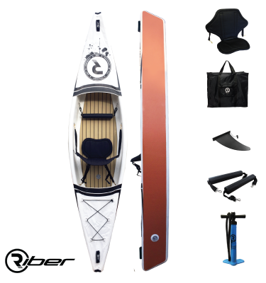 Riber Inflatable Kayak 1P