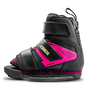 Jobe Host Wakeboard Bindings 2019 Pink