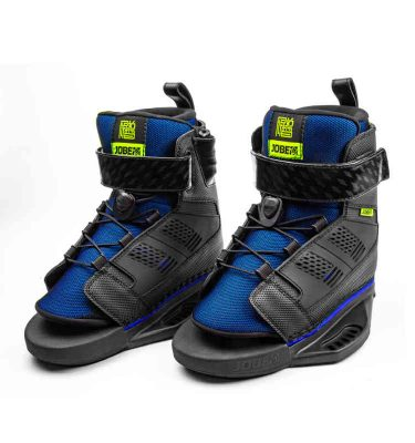 Jobe Republik Wakeboard Bindings - wake2o.co.uk Shrewsbury Wakeboard Shop