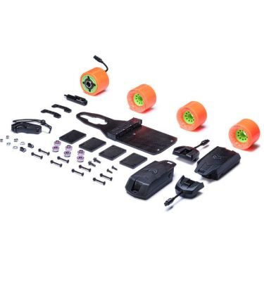 Unlimited Cruiser Kit - Eboard - Electric Longboard - Wake2o.co.uk