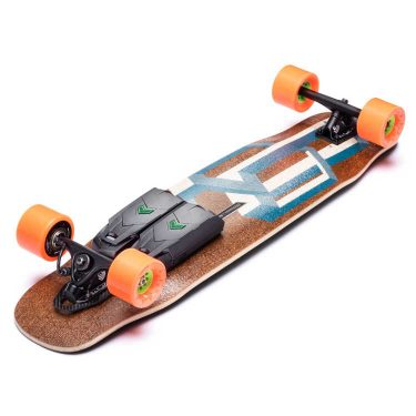 Unlimited Loaded Basalt Tesseract Cruiser Complete Eboard - Best Electric Skateboard / Electric Longboard - Wake2o.co.uk