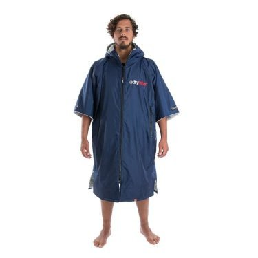 Dryrobe Advance Shortsleeve Changing Robe - Shrewsbury Watersports Shop - Wake2o UK