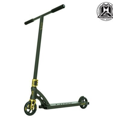 MGP VX9 Pendulum Stunt Scooter 21.5 Black/Gold - Buy Stunt Scooter At Wake2o.co.uk