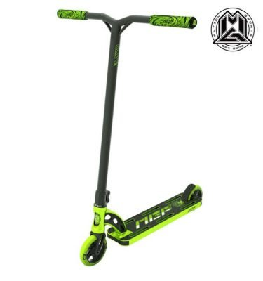 MGP VX9 Team Edition Stunt Scooter 4.5 Lime - Buy Stunt Scooters At Wake2o.co.uk