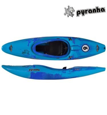 Pyranha 9R Kayak - Shrewsbury Watersport Shop - Wake2o Buy Online and Instore - Best Prices