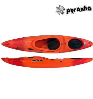 Pyranha Fusion II Kayak - Shrewsbury Watersport Shop - Wake2o Buy Online and Instore - Best Prices