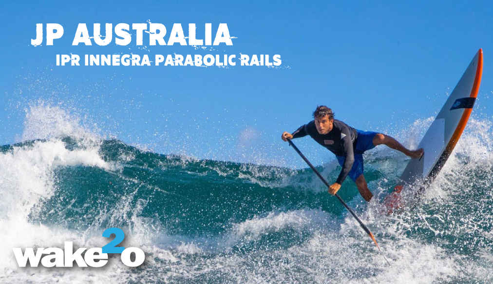 JP Australia SUP IPR - Innegra Parabolic Rails - 2020 Paddle Boards - Wake2o.co.uk