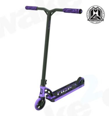 MGP VX9 Team Edition Stunt Scooter - Purple - Buy Best Cheap Stunt Scooters Online At Wake2o.co.uk