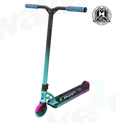 MGP VX 9 Team X Fuel Edition Stunt Scooter - Hydrazine - Buy Best Cheap Stunt Scooters Online At Wake2o.co.uk