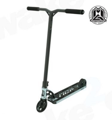 MGP VX9 Team Edition Stunt Scooter - Silver - Buy Best Cheap Stunt Scooters Online At Wake2o.co.uk