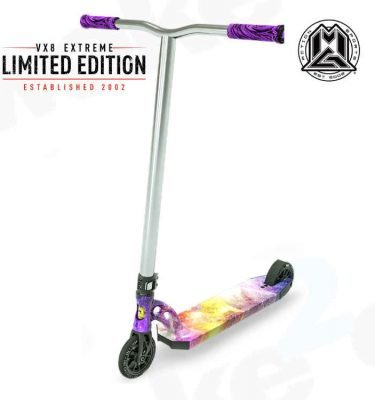 MGP VX8 Extreme Scooter - Nebular - Buy Best Cheap Stunt Scooters Online At Wake2o.co.uk