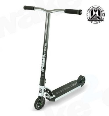 MGP VX8 Team Scooter - Alloy Chrome Bars - Buy Best Cheap Stunt Scooters Online At Wake2o.co.uk