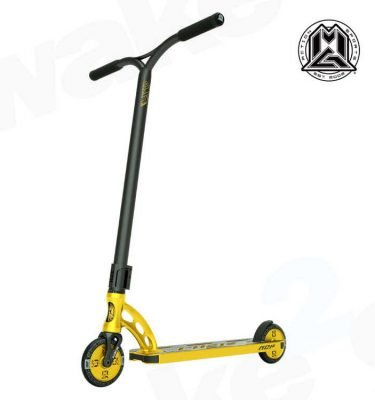 MGP VX 9 Extreme Stunt Scooter - Gold - Buy Best Cheap Stunt Scooters Online At Wake2o.co.uk