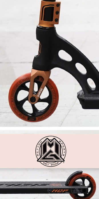 MGP VX9 Scooters - Buy Best Cheap Stunt Scooters Online At Wake2o.co.uk