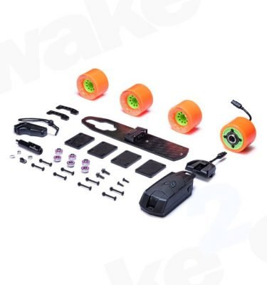 Unlimited Solo Eboard Kit - Order Your electric Skate3board Online Today - UK Skate Shop - Wake2o